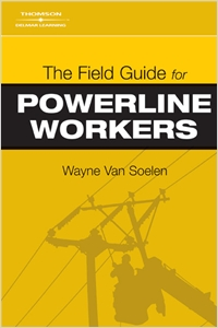 cover image - The Field Guide for Powerline Workers
