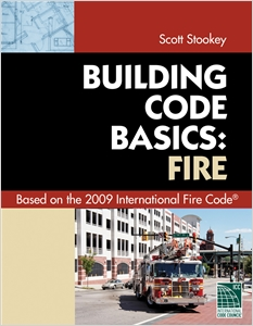 cover image - Code Basics Series: 2009 International Fire Code