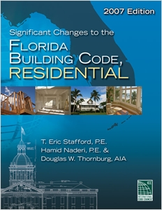cover image - Significant Changes to the Florida Building Code, Residential - 2007 Edition