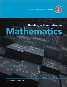 cover image - Building a Foundation in Mathematics