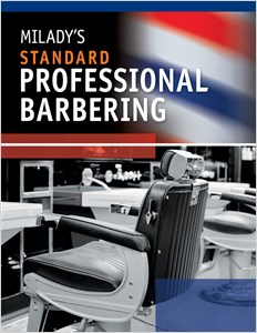 cover image - Milady's Standard Professional Barbering