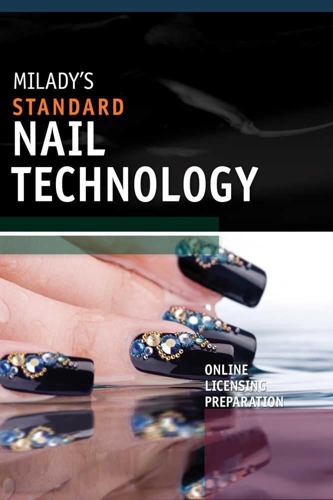 Online Licensing Preparation: Nail Technology, Older Version