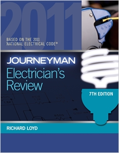 cover image - Journeyman Electrician's Review