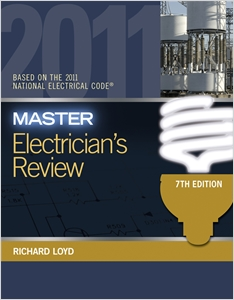 cover image - Master Electrician's Review, Based on the National Electrical Code® 2011