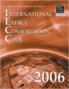 cover image - 2006 International Energy Conservation Code - Softcover Version