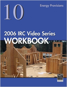 cover image - Video 10: Energy Provisions Workbook