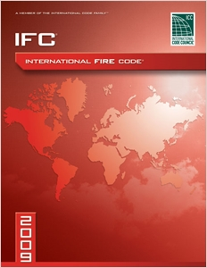 cover image - 2009 International Fire Code, Looseleaf Version