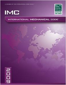 cover image - 2009 International Mechanical Code, Looseleaf Version