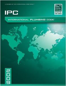 cover image - 2009 International Plumbing Code, Looseleaf Version