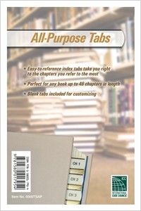 cover image - All Purpose Tabs