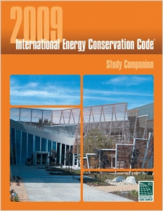 cover image - 2009 IECC Study Companion