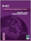 cover image - 2009 International Mechanical Code Commentary