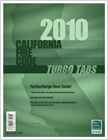cover image - 2010 California Fire Turbo Tabs