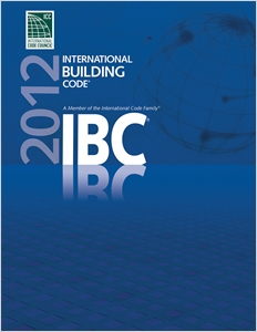 cover image - 2012 International Building Code