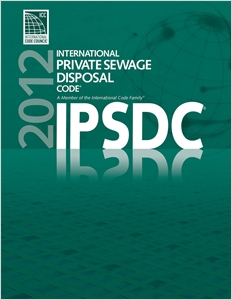 cover image - 2012 International Private Sewage Disposal Code