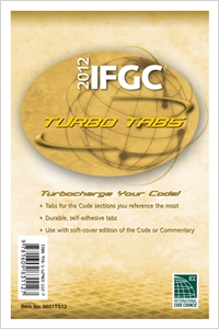 cover image - 2012 International Fuel Gas Code Turbo Tabs for Softcover Edition