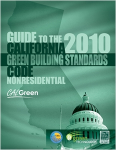 cover image - Guide to the 2010 California Green Building Standards Code, Non-residential