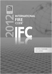 cover image - 2012 International Fire Code (PDF CD) - Single Seat