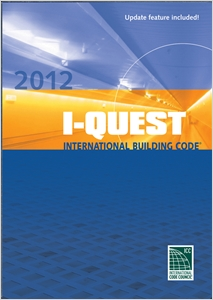 cover image - 2012 International Building Code I-Quest - Single Seat