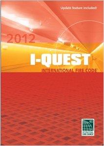cover image - 2012 International Fire Code I-Quest - Single Seat