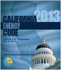 cover image - 2013 California Energy Code, Title 24 Part 6