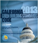 cover image - 2013 California Green Building Standards Code, Title 24 Part 11