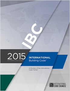 cover image - 2015 International Building Code®