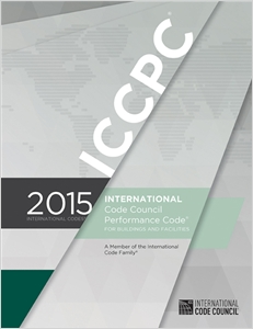 cover image - 2015 ICC Performance Code® for Buildings and Facilities