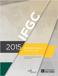 cover image - 2015 International Fuel Gas Code®