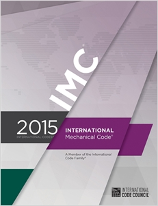 cover image - 2015 International Mechanical Code®
