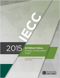 cover image - 2015 International Energy Conservation Code®