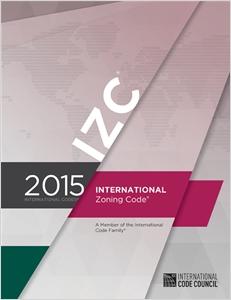 cover image - 2015 International Zoning Code®