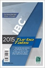 cover image - 2015 International Building Code® Turbo Tabs for Paperbound Edition