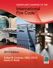 cover image - Significant Changes to the International Fire Code, 2015