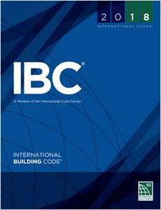 cover image - 2018 International Building Code® Turbo Tabs, Loose-leaf Version