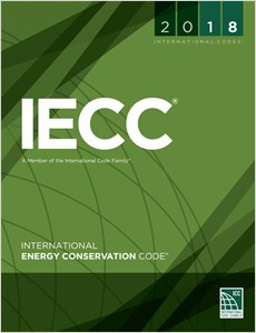 cover image - 2018 International Energy Conservation Code® Turbo Tabs, Soft Cover Version