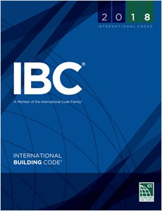 cover image - 2018 International Building Code®