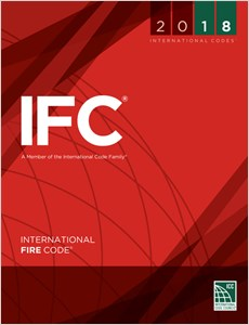 cover image - 2018 International Fire Code®, Loose-leaf Version
