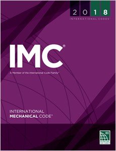 cover image - 2018 International Mechanical Code®