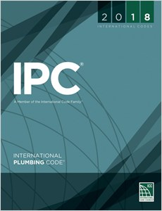 cover image - 2018 International Plumbing Code®, Loose-leaf Version