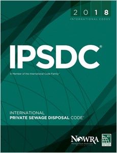 cover image - 2018 International Private Sewage Disposal Code®