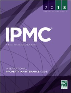 cover image - 2018 International Property Maintenance Code®