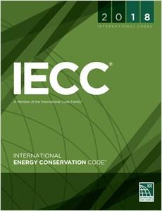 cover image - 2018 International Energy Conservation Code® with ASHRAE Standard